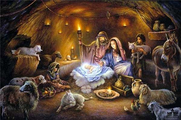 10 Spiritual Practices toward a Peaceful Christmas (2/2)