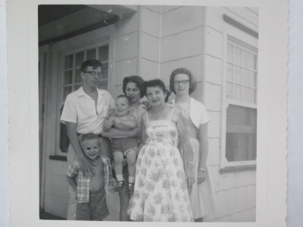 Don, Julian, Patty, Geoff, Margie & Goldie, Ocean City