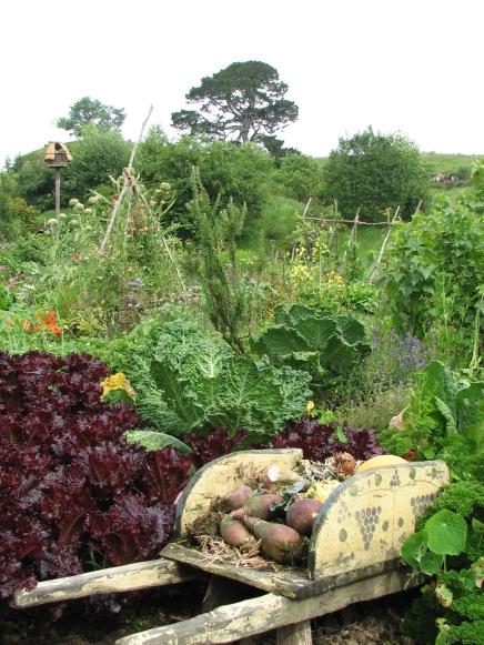 A Shire Garden