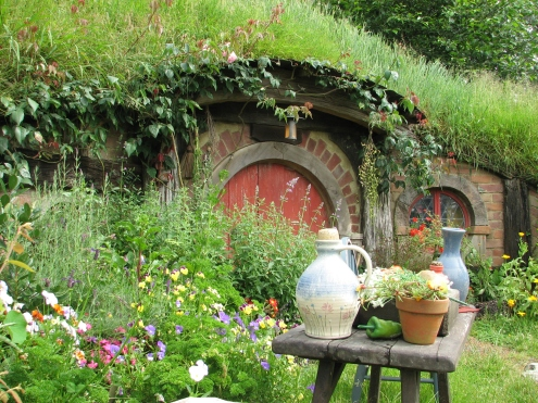 The Potter Hobbit Hole
