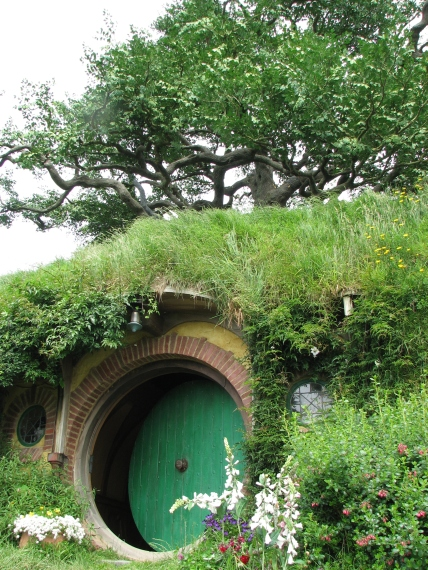 Home of Bilbo and Frodo Baggins