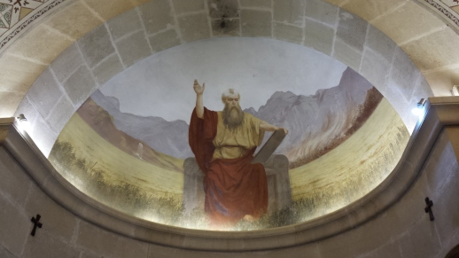 Chapel of Moses