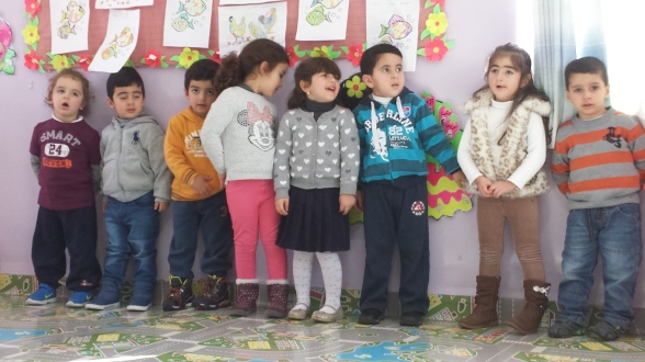 The preschool