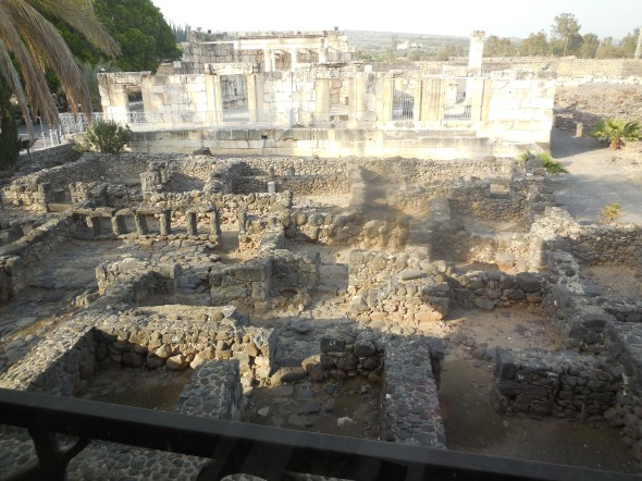 Capernaum - Many Rooms